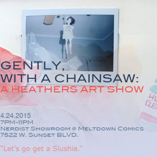 heathers art show