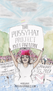 The Pussyhat Project Aurora Lady