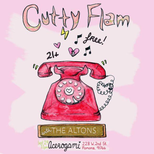 Cutty Flam Aurora Lady