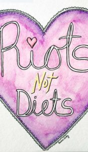 Riots Not Diets Aurora Lady