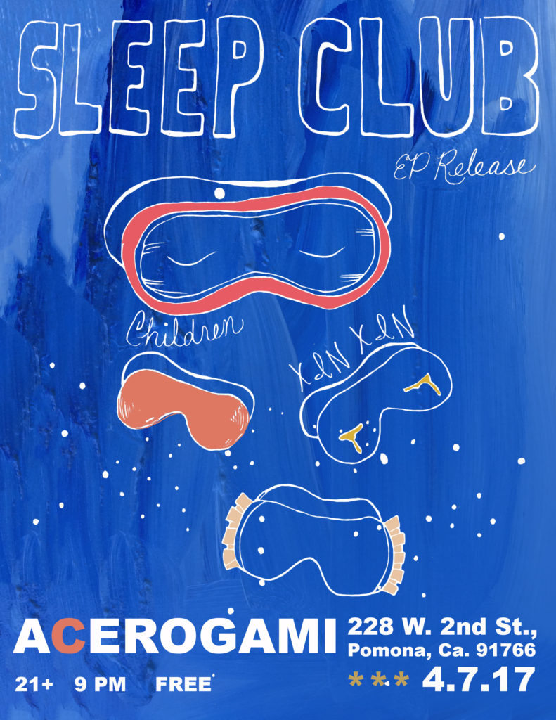 sleep club acerogami aurora lady