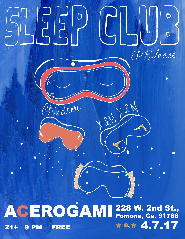 sleep club acerogami aurora lady