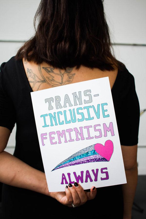 trans inclusive feminism aurora lady