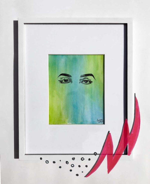 visual nimbus experience aurora lady
